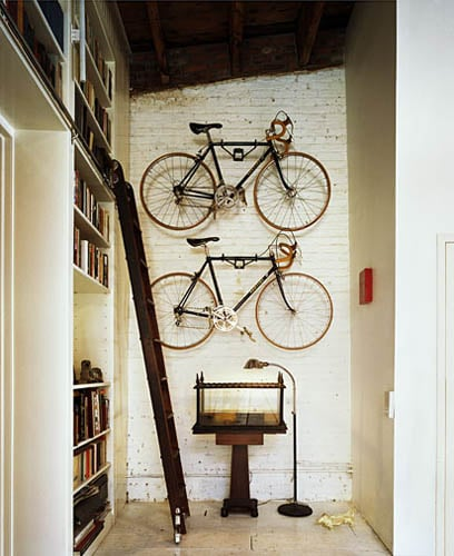 Ask Casa: Stylish Bike Storage?
