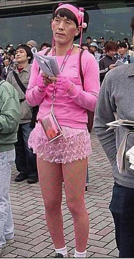 Dressed To Look Pretty (In Pink)