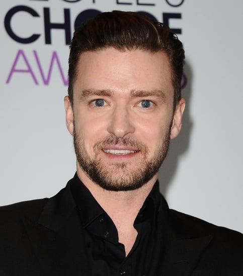 Justin Timberlake Brings Sexy Back No Matter What His Hair Texture