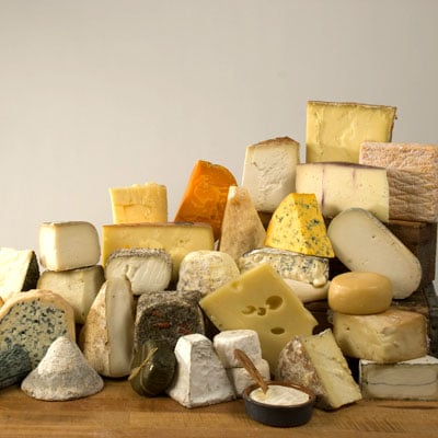 Murray's Cheese of the Month Club (12 months for $775)