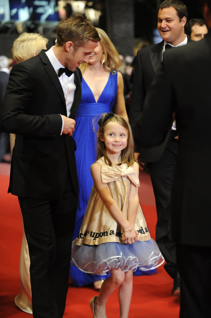 At the Cannes Film Festival, Ryan gave Faith an adoring look — swoon!