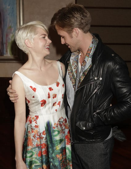 Pictures of Ryan Gosling and Michelle Williams at a NYC Screening of Blue Valentine