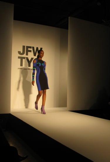 Japan Fashion Week In New York Spring 2009