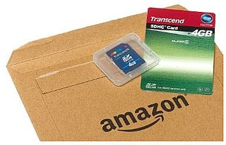 Amazon Introduces Frustration-Free Packaging!