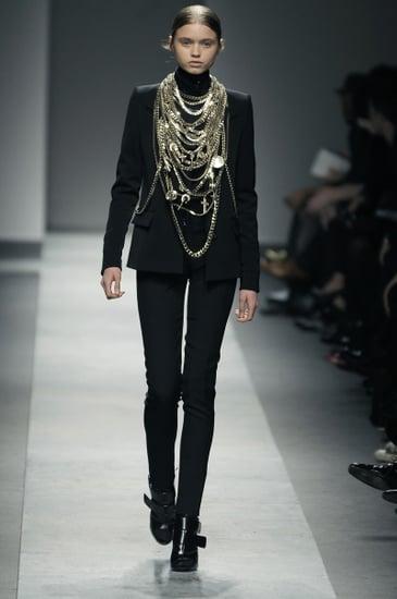 Givenchy Fall 2008 Fashion Show As Seen In Paris Fashion Week