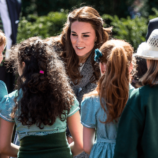 Kate Middleton Talks About the Royals' Pet Hamster