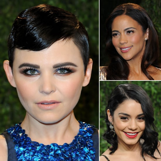 Stars Amp Up the Glam at All the Oscars Parties