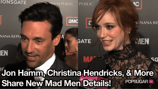 New Video of the Mad Men Premiere 2010-07-21 11:02:32