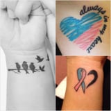 25 Meaningful - and Stunning - Miscarriage Tattoo Ideas in Honor of Your Unborn Baby