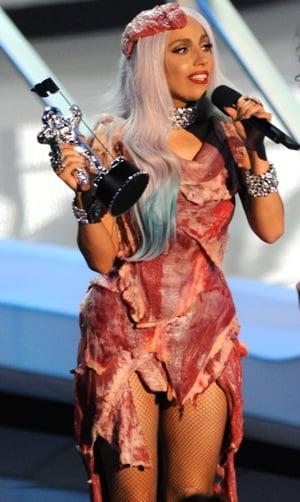 PETA responds to Lady Gaga's Meat Dress