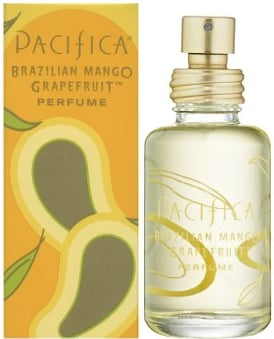 Pacifica Brazilian Mango Grapefruit Spray Perfume Sweepstakes Rules