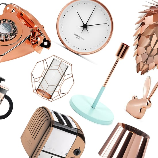 Update Your Interiors With On-Trend Copper