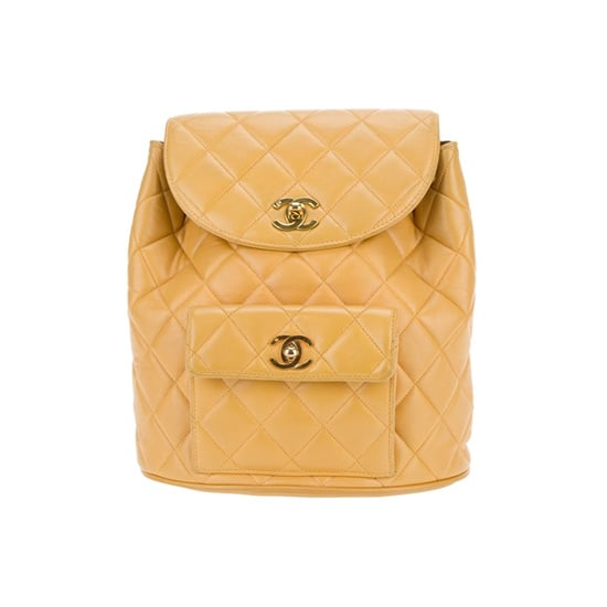 Backpack, $3052, Chanel at Far Fetch