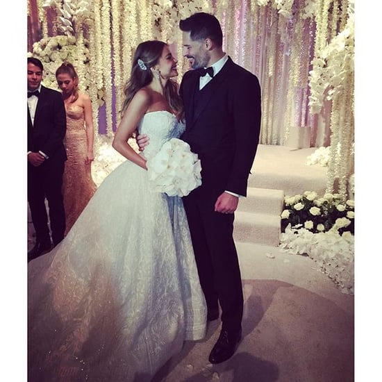 Sofia Vergara and Joe Manganiello Wedding Pictures 2015