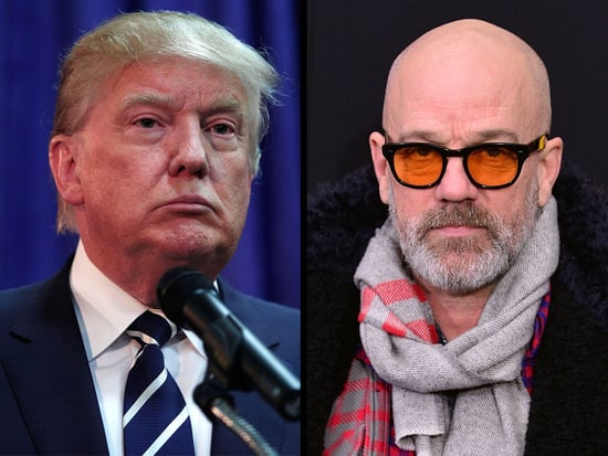 R.E.M. Tells Donald Trump: 'Do Not Use Our Music'