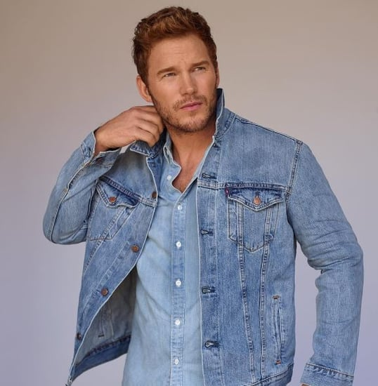 Chris Pratt captions InStyle Magazine outtakes on Instagram