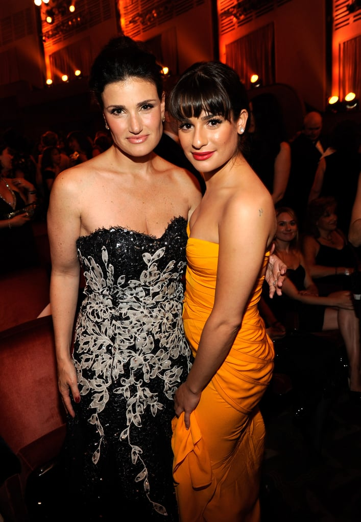She and Idina Menzel made a gorgeous duo during the 2010 Tony Awards in NYC.
