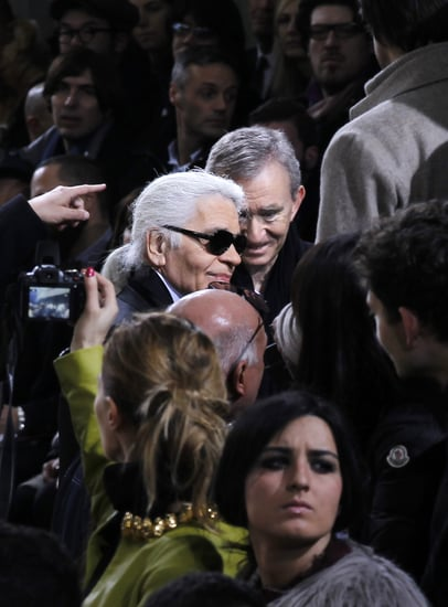 "Karl Lagerfeld Is ""Furious"" with John Galliano for the ""Harm"" He Did to Dior, Bernard Arnault's ""Favorite Label"""