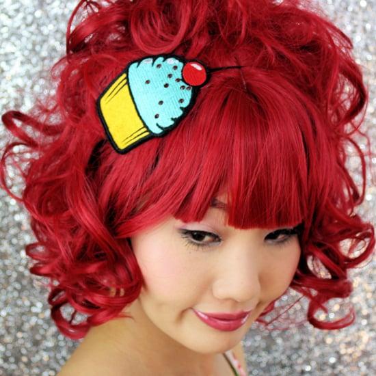 Cupcake Headband From Etsy