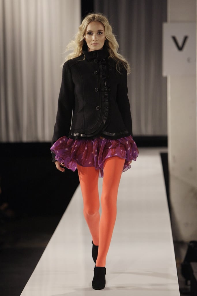 Copenhagen Fashion Week: Vila Fall 2009