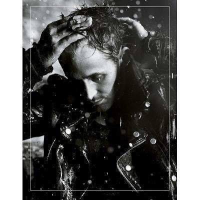 Black and White Poster ($4, originally $15)