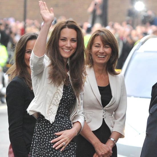 Kate Middleton's Mom Style Pictures
