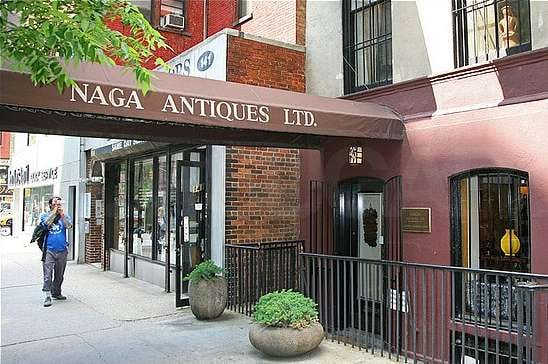 Guess Who's Been Looking to Acquire Antiques?