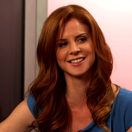 Interview With Suits Actress Sarah Rafferty   Video