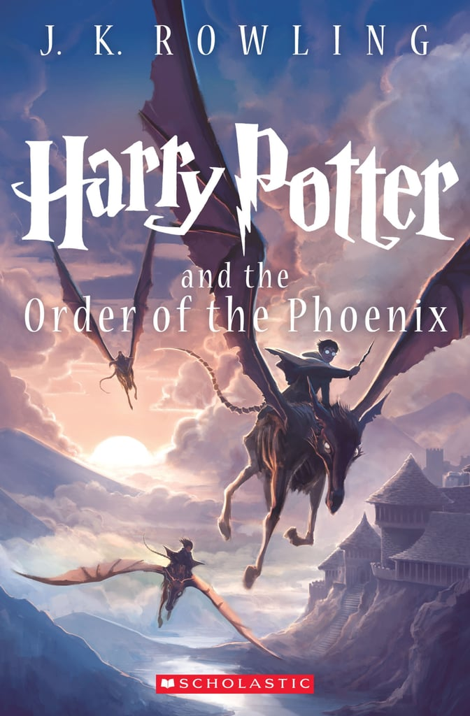 Harry Potter and the Order of the Phoenix, USA 15th Anniversary Edition