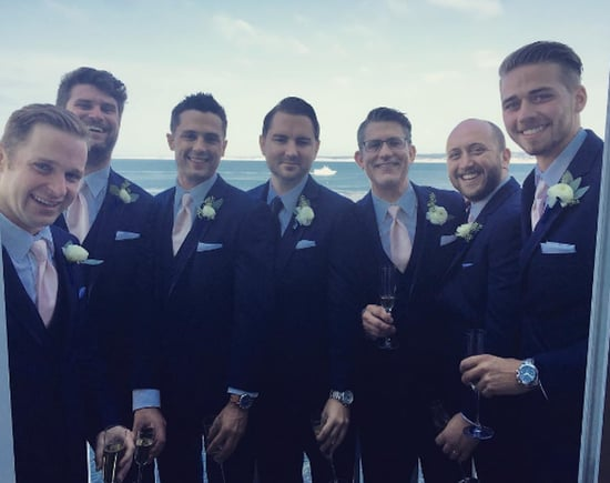 Several Laguna Beach Cast Members Reunited for Dieter Schmitz's Wedding This Weekend