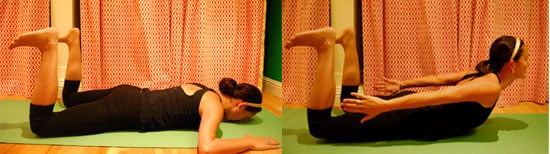 How to Do the Swimming Frog Pilates Move