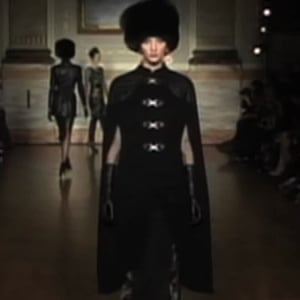 Temperley London Fall 2012 Runway (Video)