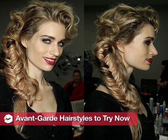 Avant-Garde Hairstyle Ideas