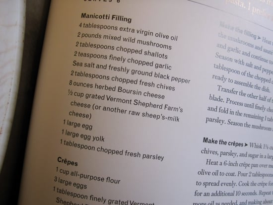 Do You Judge a Recipe Based on the Number of Ingredients?