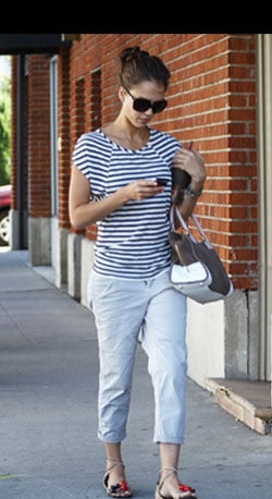 Simple in Stripes