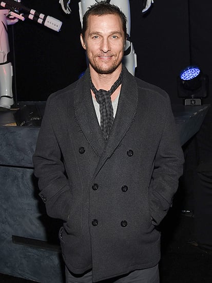 Alright, Alright! Matthew McConaughey to Teach a Film Class at University of Texas at Austin