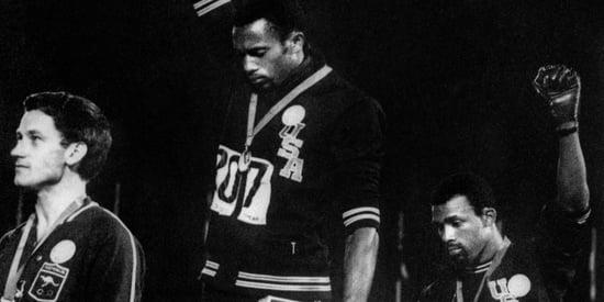Legendary Olympian Says He Supports Colin Kaepernick '1,000 Percent'