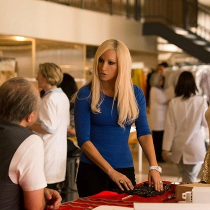 Best Moments From Lifetime Versace Movie