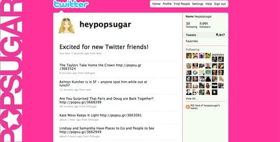 Want News as It Happens? Follow PopSugar on Twitter!