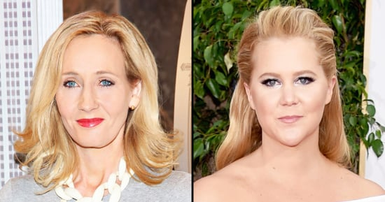 J.K. Rowling, Amy Schumer Have Epic Harry Potter Exchange on Twitter, Fans Freak Out