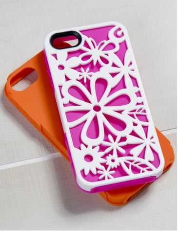 Tech Candy Blooming iPhone 5/5S Case Set