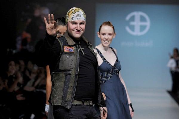 L'Oreal Toronto Fashion Week: Evan Biddell Spring 2009