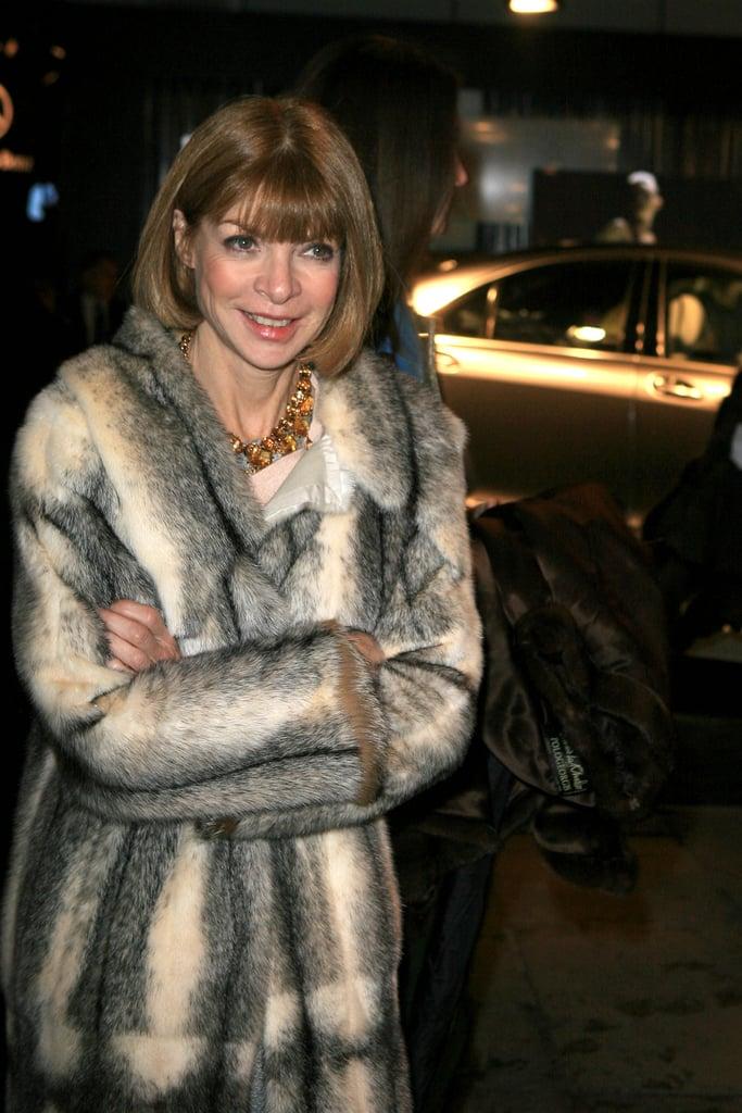 2008: New York Fashion Week