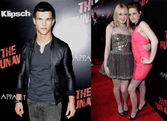 Photos of Kristen Stewart and Dakota Fanning at LA Runaways Premiere! 2010-03-12 06:00:00