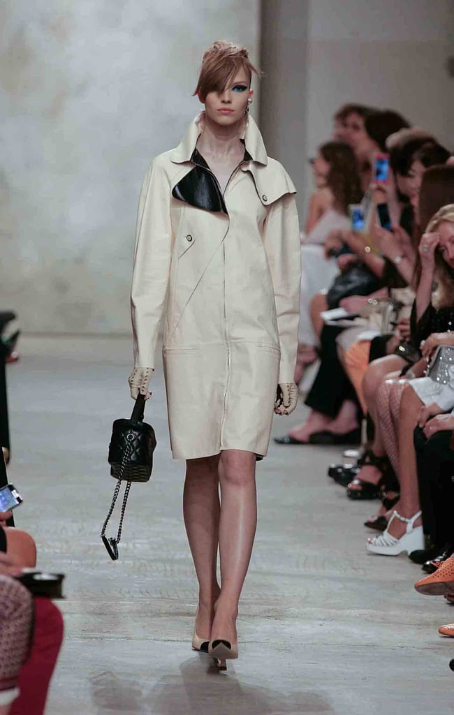 You know it's special when the most basic of pieces feels flawless. This simple coat would be a dream to pack for a trip to a testy climate.