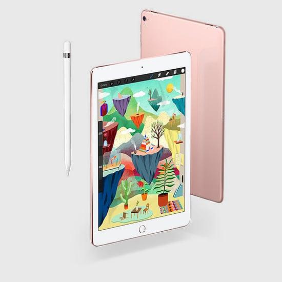 Smaller iPad Pro Details