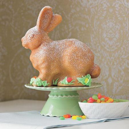 Three-Dimensional Bunny Cake