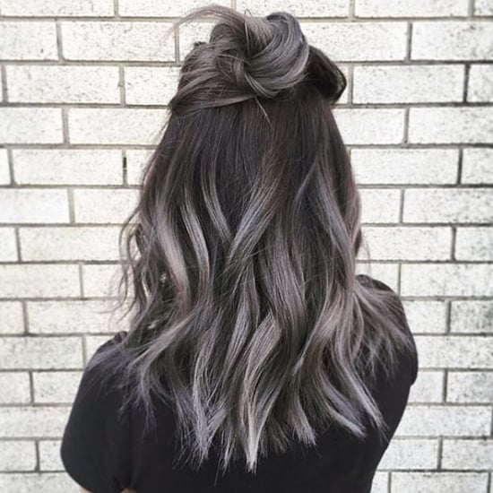 Smokey Gray Ombre Hair Ideas