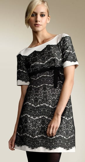 BCBG Max Azria Lace Overlay Ponte Knit Dress: Love It or Hate It?
