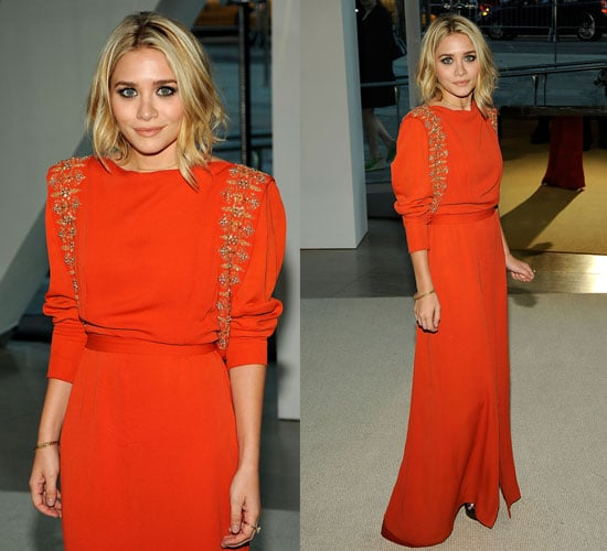 CFDA Awards: Ashley Olsen